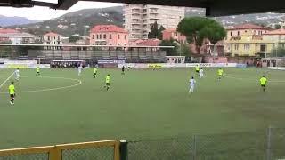 Serie D Girone E Lavagnese-Sanremo 1-1