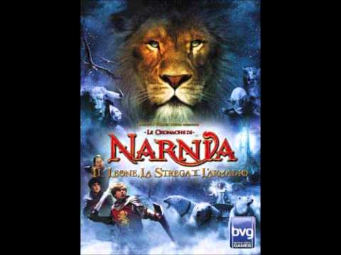 The Chronicles of Narnia The Lion the Witch and the Wardrobe - Soundtrack