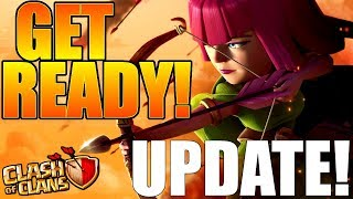 HUGE UPDATE INBOUND!! - WAR LEAGUES ARE HERE! - Clash Of Clans