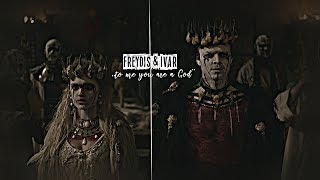 ivar & freydis | to me you are a god