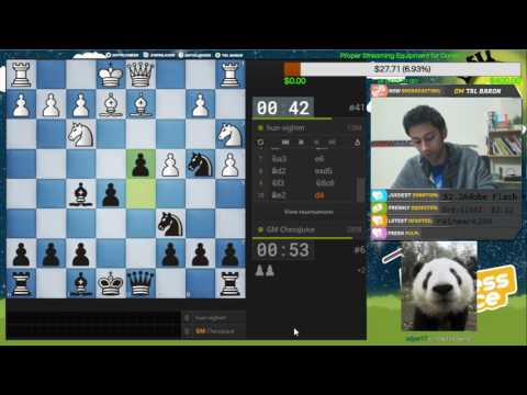 Tutored By The Very Beast #2 | learning the art of bullet with GM Daniel Naroditsky on Lichess.org