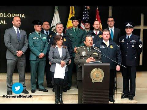 Colombia, EE. UU., España y Australia asestaron golpe a banda de narcotraficantes | Noticias Caracol