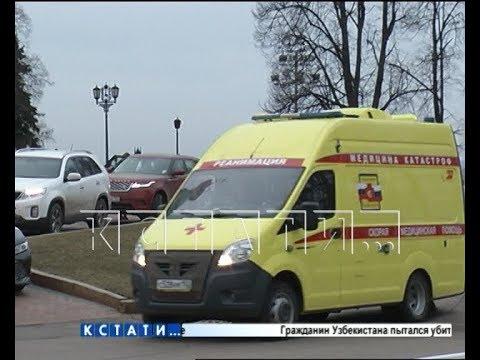 Первый случай заболевания коронавирусом в Нижнем Новгороде