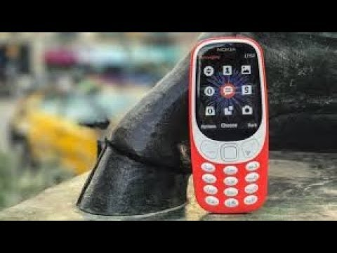 NOKIA 3310 NOW COMES WITH 3G AND WORKS IN THE US