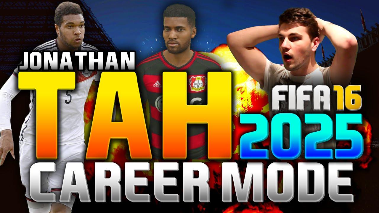 Jonathan Tah Fifa 16