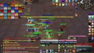 Insane Asylum vs The Deconstructor 27k wipe