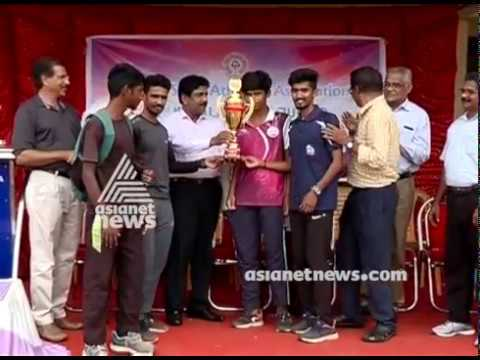 State junior athletic championship : Ernakulam district overall champion