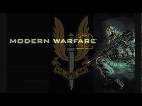 #40 - Modern Warfare 2 - Task Force 141 Full theme