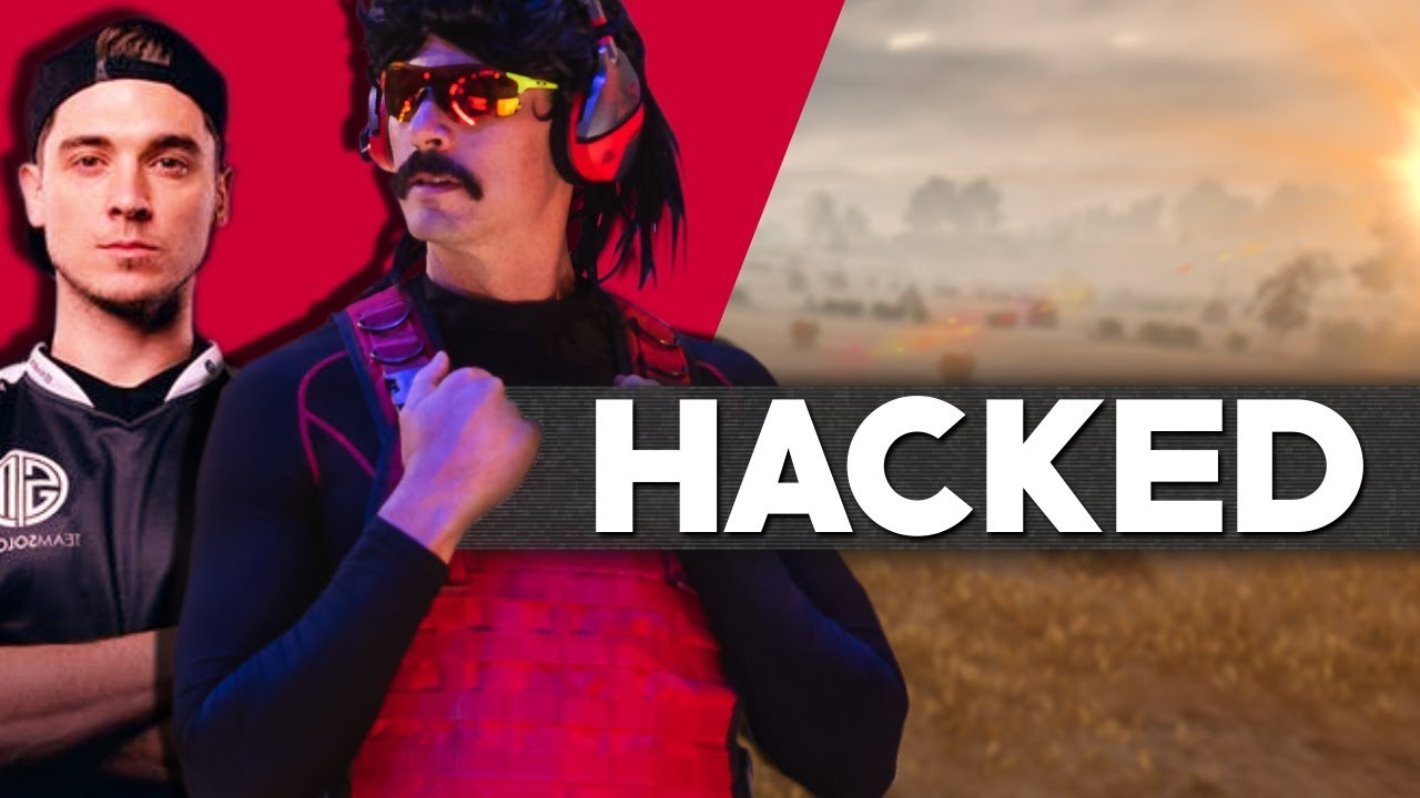 DrDisrespect gets HACKED, continues to BREAK A PUBG WORLD RECORD