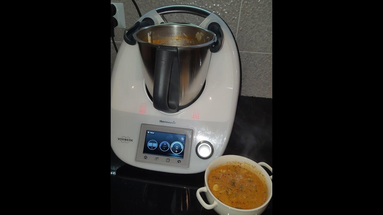 Zupa Gyros Wideo Przepisy Thermomix
