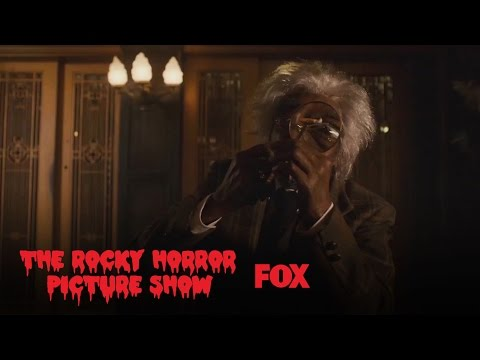 Dr. Scott Meets Dr. Frank N. Furter | THE ROCKY HORROR PICTURE SHOW