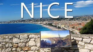 Gambar cover Nice France Travel Guide - 18 Things To Do in Nice, France