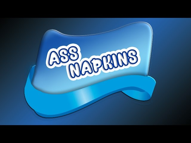 Toilet Paper for Men: Ass Napkins