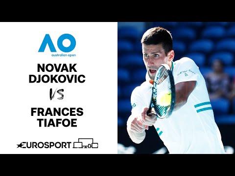 Novak Djokovic v