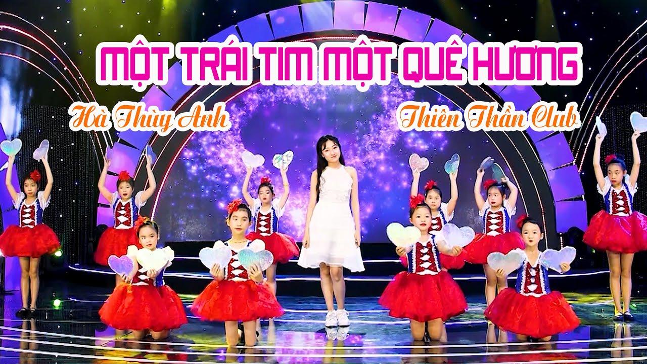MỘT TRÁI TIM MỘT QUÊ HƯƠNG _ Hà Thùy Anh - Thiên Thần Club | Ước Mơ Hồng VTC