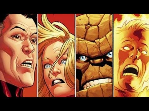 Why Marvel Just Cancelled Fantastic Four