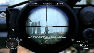 видео Sniper Ghost Warrior 2 не запускается игра, исправление этой проблемы!
