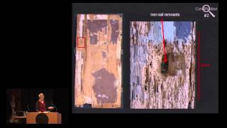 The Non-Invasive Analysis of Painted Surfaces - K. Seymour, M. Daugherty, and M.Albrecht (9 of 14)