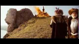 Тарас Бульба. Царь.