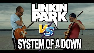Linkin Park vs System Of A Down (King of Nu Metal: Episode 5)