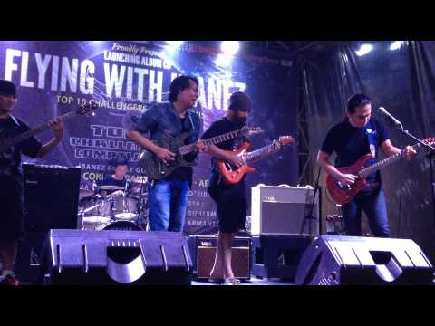 Flying With Ibanez compilation album Launching 2014 - 2015 Jamming - Little Wing