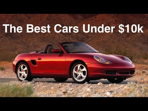 Thumbnail: The BEST Cars Under $10,000