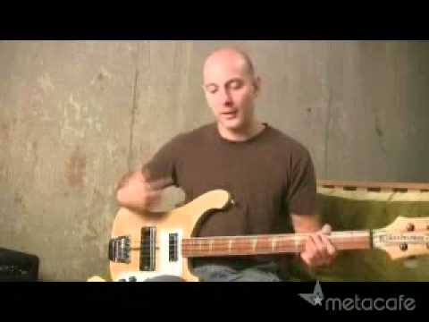 Guitar Bass Lesson Inspired By John Entwistle The Who
