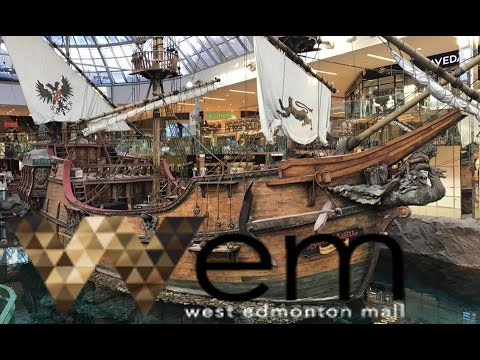 Things To Do At West Edmonton Mall