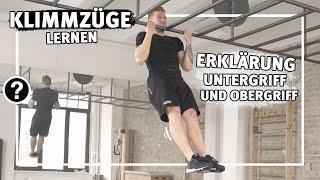 Klimmzüge lernen für Anfänger | Fitness & Kraftsport | Sport-Thieme