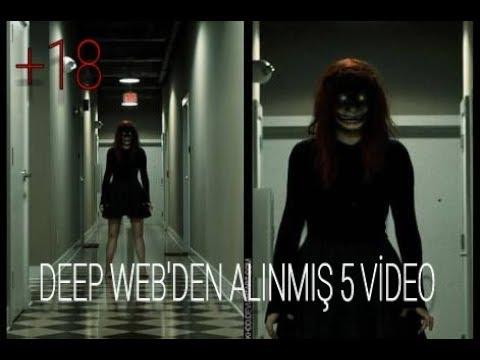 DEEP WEB'den alınmış 5 video +18