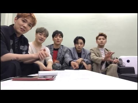 [Full] FTISLAND IG Live at Dazed Korea - 29 Apr 2017