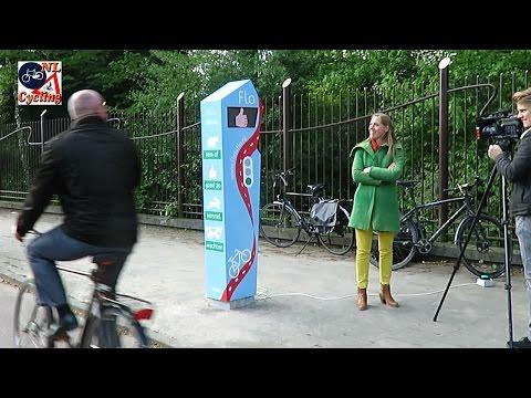 Flo in Utrecht and Eindhoven (Netherlands)