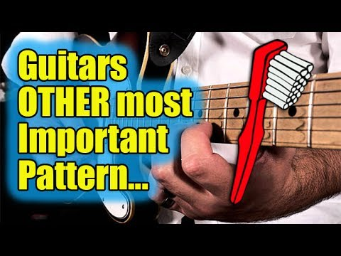 Guitars OTHER Most Important Pattern [The Toothbrush]