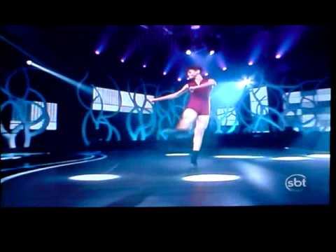 Adonay  semifinal do ela dança eu danço