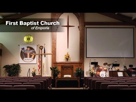Emporia First Baptist Church - May 3, 2020