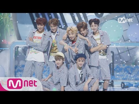 [NCT Dream - Chewing Gum] Comeback Stage | M COUNTDOWN 160825 EP.490