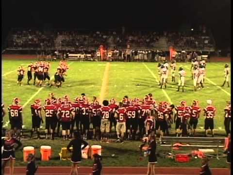 Football: East Aurora, IL vs Yorkville, IL