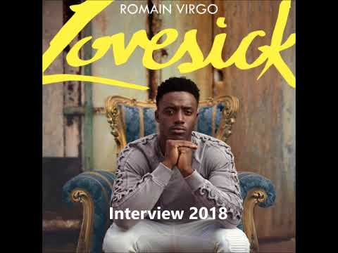 Romain Virgo Interview 2018