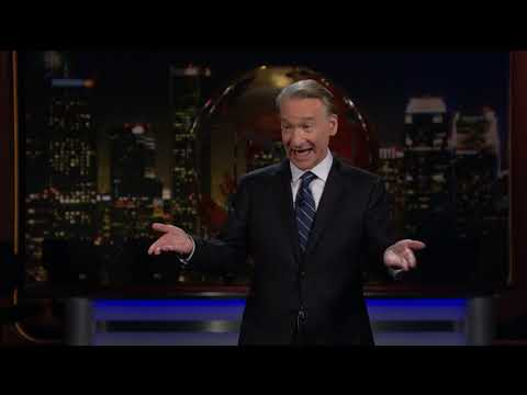 Monologue: Courting Disaster  Real Time with Bill Maher HBO