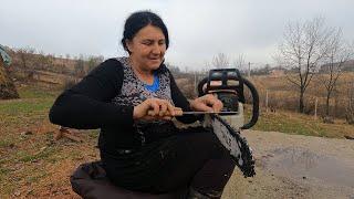 Samohrana majka motorkom zarađuje za život