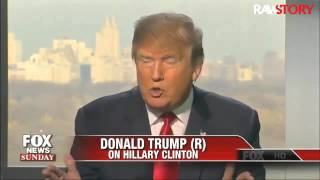 Donald Trump: Hillary 'killed hundreds of thousand of people with her stupidity'
