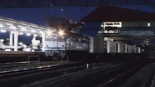 【EF65】東北線貨物列車 土呂通過②