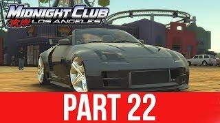 MIDNIGHT CLUB LOS ANGELES XBOX ONE Gameplay Walkthrough Part 22 - GOT TO KIDDING ME !!!