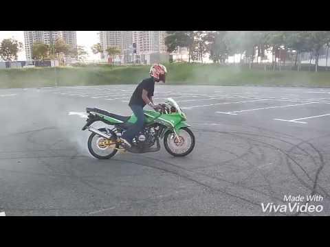 Kita rider tiada beza , (KCJB) Ninja RR spin