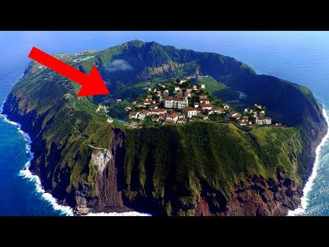 Most ISOLATED Towns In The World!