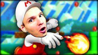 MEINE FREUNDIN WURDE WIEDER ENTFÜHRT... bitte nicht !! | New Super Mario Bros. U Deluxe #1