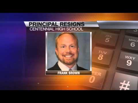 Attorney Says Former Centennial Principal Innocent of Wrongdoing