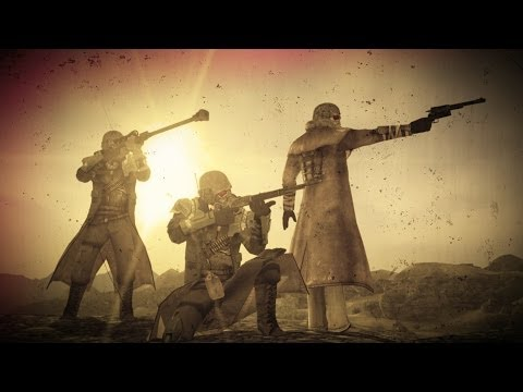 The Storyteller: FALLOUT S1 E6 - New California Republic ( NCR )