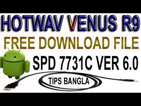 HOTWAV VENUS R9 FLASH FILE SPD 7731C VER 6 0 FIRMWARE 100% TEST