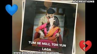 Dil ki zar-zameen pe Tera sajda main karoon Hindi Ringtone Song WhatsApp Status Video